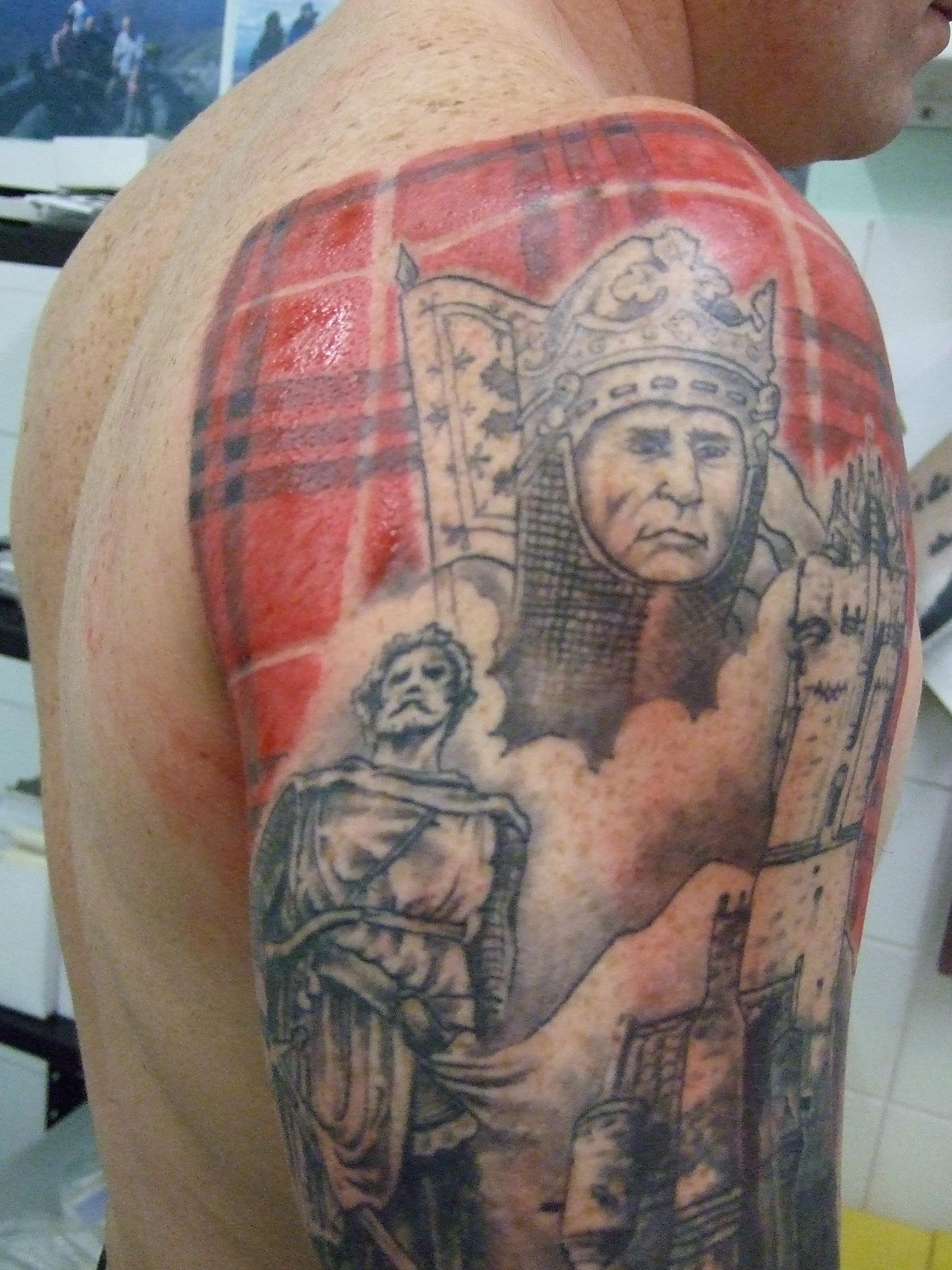 Home Asylum Tattoos
